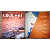 El Gran Libro Clarín Del Crochet 2007 - Las 12 Rev De Tejido