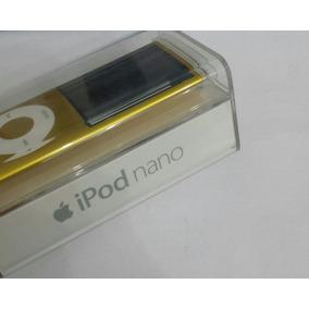 Ipod Nano 5ª Geração A1285 16gb Novo Original Amarelo