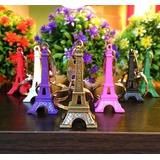 Llavero Torre Eiffel Paris Francia Metal Souvenir Regalo