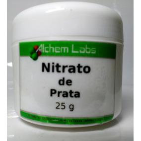 Nitrato De Prata 25 Gramas Promoção