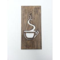 Cuadro De Decoración (taza De Café)