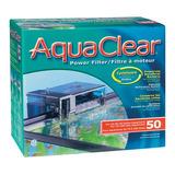Filtro Cascada Aquaclear 50 Pecera De Hasta 190 Litros Peces