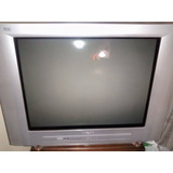 Televisor Philips 25 Pulgadas Real Flat Impecable!!!
