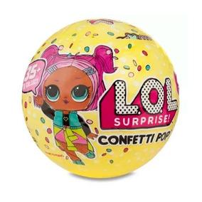 Muñeca Lol Surprise Confetti Pop Serie 3 Original Wabro