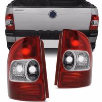 Lanterna Traseira Strada G2 Fire 2001 02 03 04 2005 Esquerda