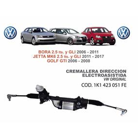 Caja Cremallera Dirección Vw Bora 2006-2011 Jetta6 2012-2017