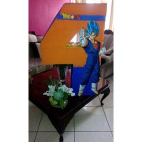 Piñata Dragon Ball Z Numero