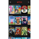 Netflix Oferta Imbatible ^.^ 4k 4 Pantallas Acceso Unico