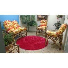 Sofa De Bambu - Preço Promocional Pagamento Boleto