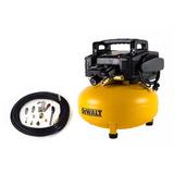 Compresor Industrial 6 Gal 150psi Con Accs. Dewalt D2002m-wk