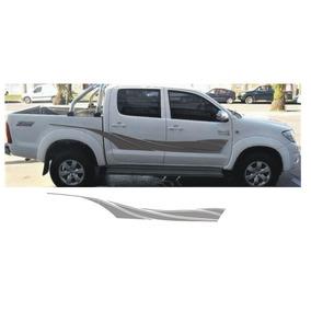 Calcos Toyota Hilux