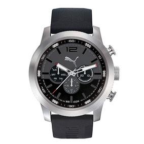 Puma Original Pu104271003 Reloj Para Hombre Color Negro