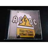 Ac-dc High Voltage Tributo Lemmy,quiet Riot,cinderella Y Mas