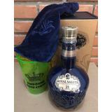 Whisky Chivas Royal Salute 21 Anos 700ml Garrafa D Porcelana