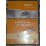 Cd-rom- Lucas E Os Detetives- Educativo- Frete Gratis