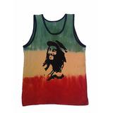 Regata Bob Marley No More Trouble Cores Do Reggae