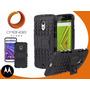 Forro Defender Motorola Moto G4 / G4 Plus / X3 Lux / X Play