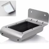 Arbotante Solar Con Sensor Movimiento 16 Leds 46359