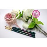 Kit /3 Pinceis Keramik Linha Premium Ou Clear