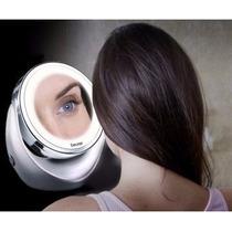 Espejo De Maquillaje Con Luz Ingeniería Alemana Beurer Bs49