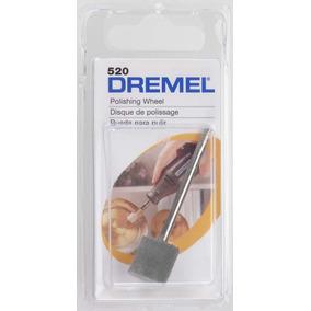 Dremel Accesorio Disco Fieltro Pulir 520 Circular 1/2 In