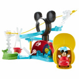 Fisher Price Disney La Casa De Mickey Mouse Juguetes Niños