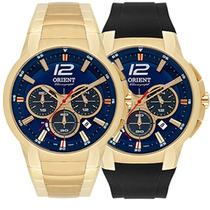 Relógio Orient Sport Masculino Cronógrafo Analógico Mgssc017