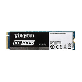 Disco Solido Ssd M.2 480gb Kingston Kc1000 T. Oficial Cuotas