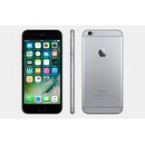 Celular Iphone 6 64 Gb Negro - Liberado Ce169
