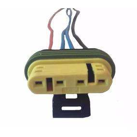 Chicote Plug Flange Bomba Combustível Uno Fire Flex 4 Vias
