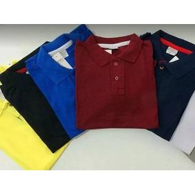 Kit 10 Camisa Camiseta Masculina Gola Polo - Revenda 4a15eac57e1ed