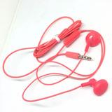 Audifonos Nokia Originales Rojos