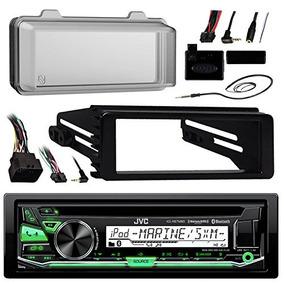 98-2013 Jvc Harley Touring Atv Install Adapter Dash Kit Flht