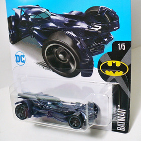 Hot Wheels Batmobile Batman X Superman Dawn Justice Dc -blue