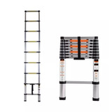 Escada Telescópica Alumínio 2,6m P55 228100 Belfix