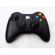 Joystick Controle Wireless Barato Xbox 360 Feir Original Top