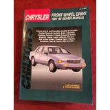 Libro Mecanica Chilton Chrysler Spirit 1981-1992