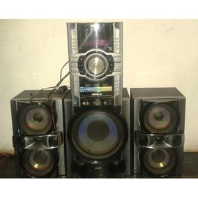 Equipo De Sonido Sony Genezi 6500w Para Respuesto Aprovecha!