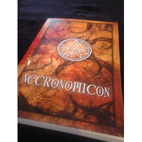 O Necronomicon, Livro Físico Completo Em Português, Grimório