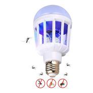 Lampara Led Mata Insectos Mosquitos Foco 15w 220v E27
