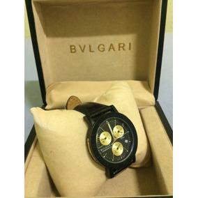 Relógio Bvlgari Carbon Gold - Roma