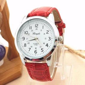 Relógio Quartzo De Luxo