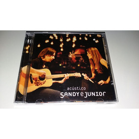 Cd Sandy E Junior Acústico Mtv Zerado