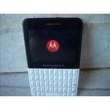 Celular Motorola Ex118 Para Reparar O Refacciones
