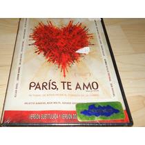 Dvd Paris Te Amo Natalie Portman
