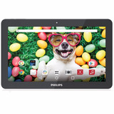 Tablet Philips 10.1 Con Android 7.0 Mod. Tle1027/77 Cupon