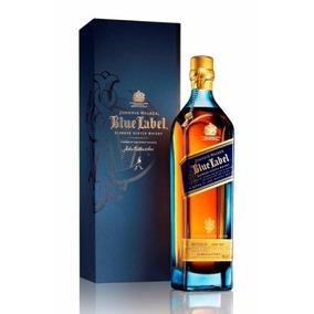 Whisky Johnnie Walker Blue Label 750ml Origen Escocia.