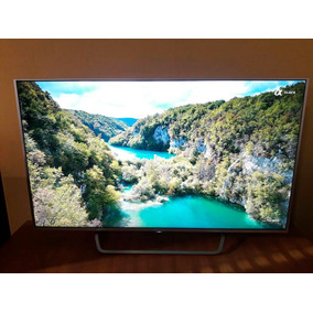 Tv Sony Led 50 50w805b Smart Tv, Netflix, Wi-fi, Usb, 480hz