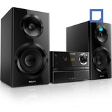 Microcomponente Philips Btm2355 60w Cd Usb Bluetooth Radio