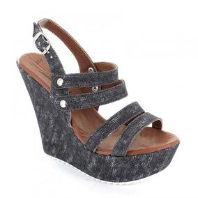 Sandalia Para Mujer Emilio Bazan 17020-038098 Color Negro 80705c114f6c